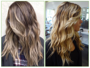 golvend haar beach waves