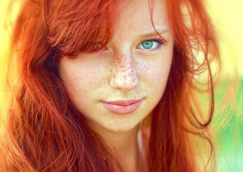 Rood haar? Dit moet je weten!   Haarwereld Blog