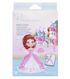 Sibel Kinder Kapmantel Princess