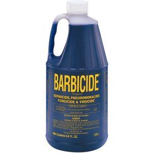 Barbicide Geconcentreerd Desinfectievloeistof 1900 ml.