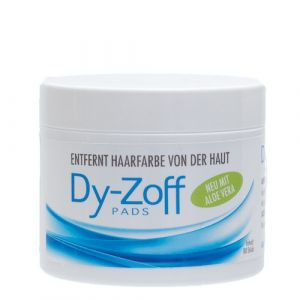 Barbicide Dy-Zoff Huidreiniger Verfverwijderaar 80 stuks