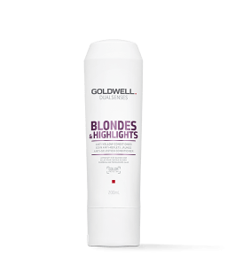 Goldwell Dualsenses Blondes + Highlights Anti-Brassiness Conditioner 200 ml.