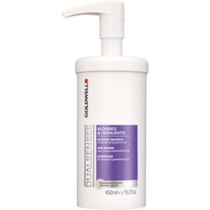 Goldwell Dualsenses Blondes + Highlights Intensive Treatment 450 ml.
