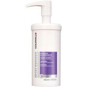 Goldwell Dualsenses Blondes + Highlights Intensive Treatment 450 ml.