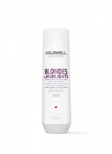 Goldwell Dualsenses Blondes + Highlights Anti-Yellow Shampoo 250 ml.