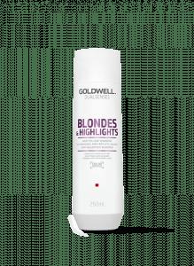 Goldwell Dualsenses Blondes + Highlights Anti-Yellow Shampoo 250 ml.