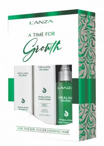Lanza Healing Nourish Shampoo & Stimulating Treatment + gratis Conditioner