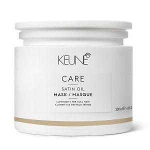 Keune Care Satin Oil Mask 200 ml.