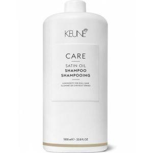 Keune Satin Oil Shampoo 1000 ml.