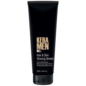KIS Keramen Hair & Skin Shaving Shampoo 250 ml.