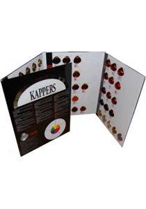 KIS Kappers kleurenkaart