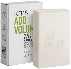 KMS Add Volume Shampoo Bar 75 gr.