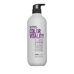 KMS Color Vitality Blonde Shampoo 750ml.