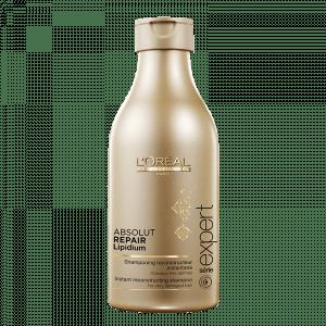 Loreal Serie Expert Abs Rep Lipidium Shampoo 300 ml.