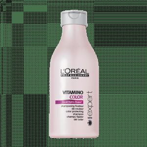 Loreal Serie Expert Vitamino Color Shampoo 250 ml.