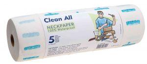 Nekpapier Clean All 100 Strips 50% Waterproof 5 Rollen