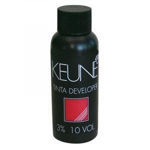 Keune Tinta Developer 60 ml. 10 VOL 3%