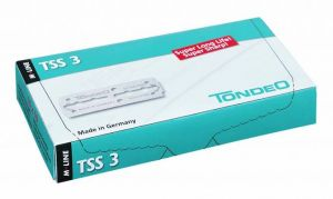 Tondeo TSS-3 mesjes 10 x 10 mesjes