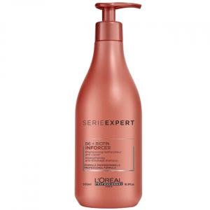 Loreal Serie Expert Inforcer Shampoo 500 ml. - SALE