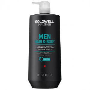 Goldwell Dualsenses For Men Hair & Body Shampoo 1000 ml.