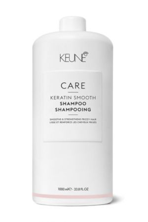 Keune Keratin Smoothing Shampoo 1000 ml.