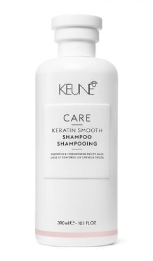 Keune Care Line Keratin Smoothing Shampoo 300 ml.